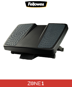 Fellowes zone 1 footrest